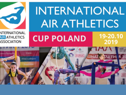 International Air Athletics Cup – Poland 2019