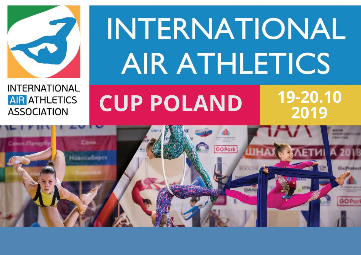 International Air Athletics Cup - Poland 2019