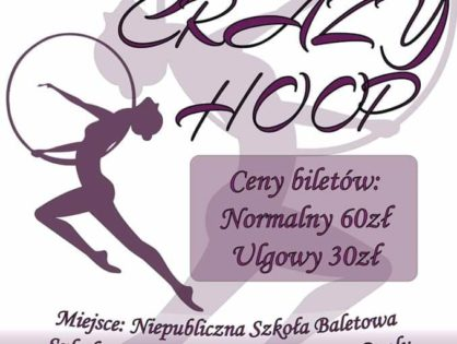International Aerial Hoop Competition Crazy Hoop