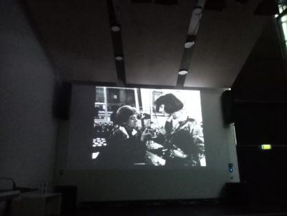 Międzypokoleniowe warsztaty filmowe